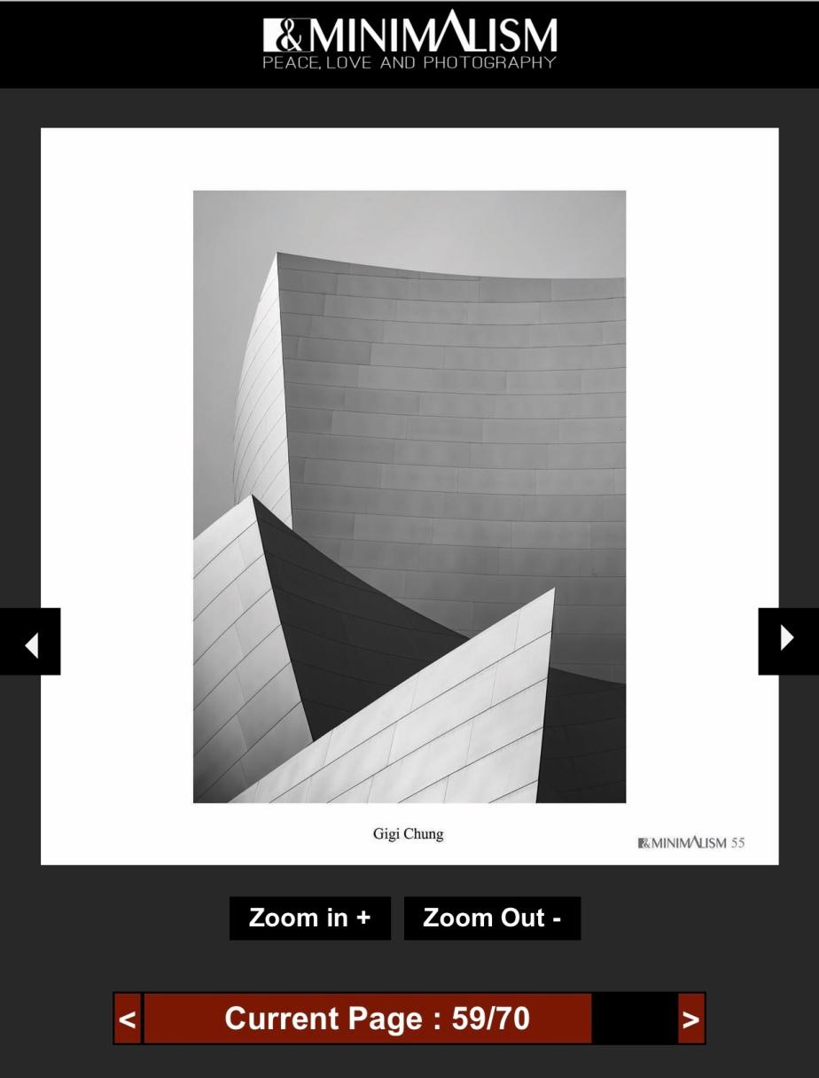 B&W Minimalism Magazine Issue20